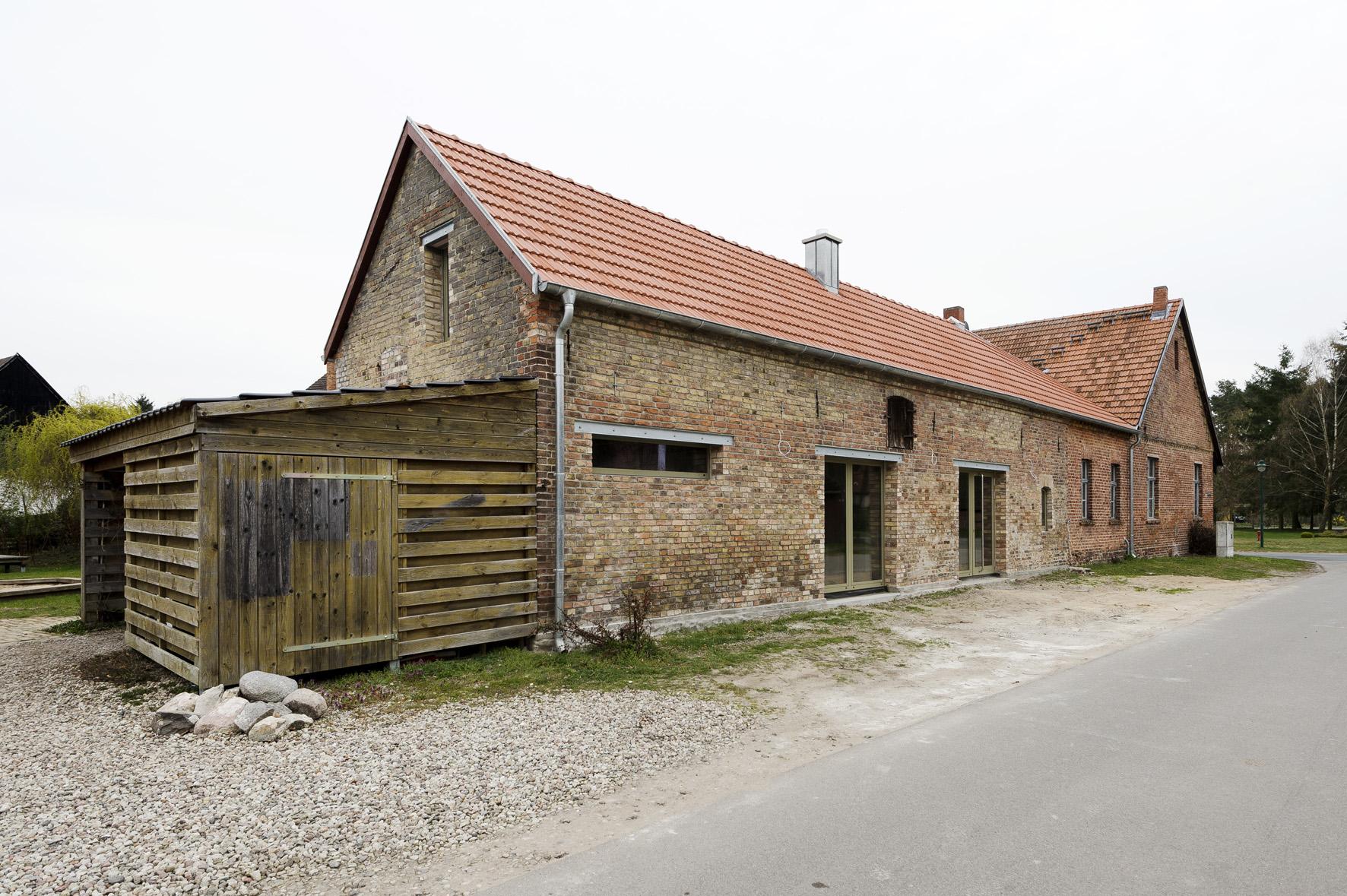 Rieth Dorf Rieth Netzwerk Am Stettiner Haff